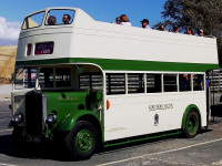 The Buses | Isle of Wight Beer And Buses Weekend
