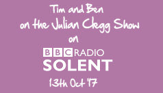 Radio Solent Interview
